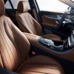 Nya Mercedes-Benz E-klass Interiör