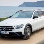 Nya Mercedes-Benz E-klass All-Terrain