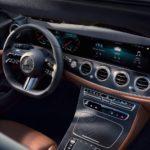 Nya Mercedes-Benz E-klass har nu infotainmentsystemet MBUX som standard