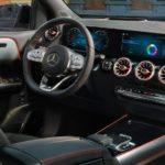 Mercedes-Benz B-Klass 2019 med MBUX
