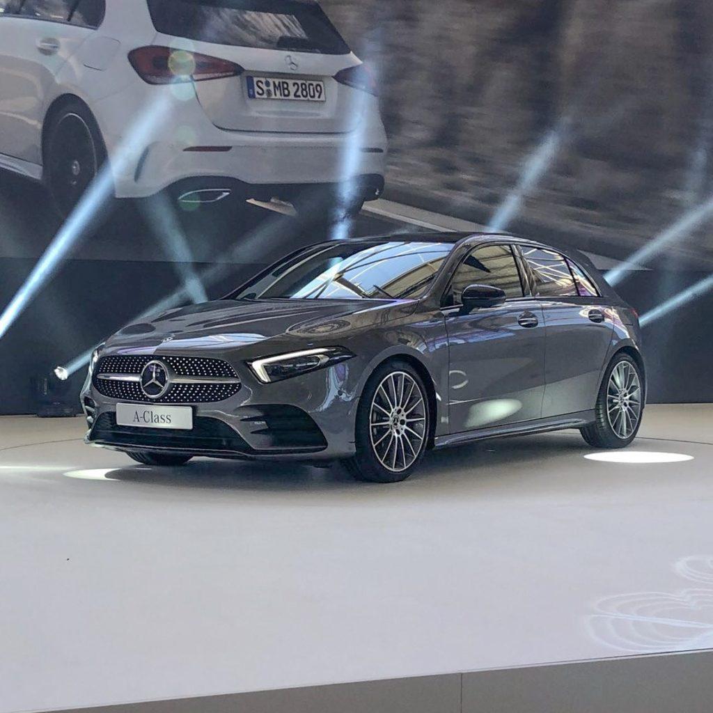 A-Klass 2018