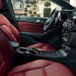 Mercerdes-Benz B-Klass interiör