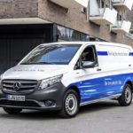eVito, eldriven transportbil från Mercedes-Benz