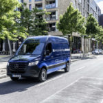eSprinter, eldriven transportbil från Mercedes-Benz