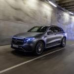 EQC eldriven SUV från Mercedes-Benz