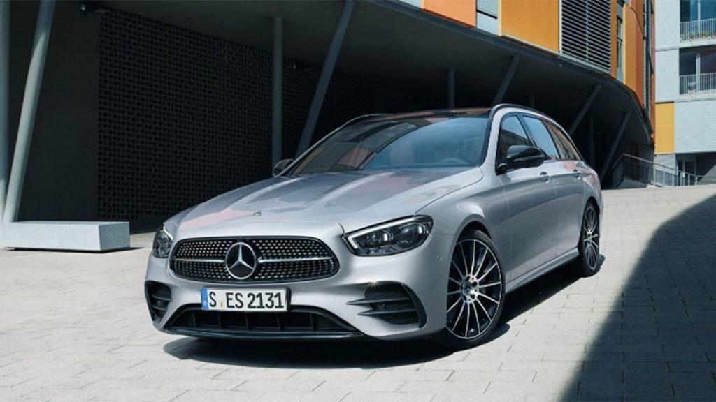 Mercedes-Benz E-Klass Kombi