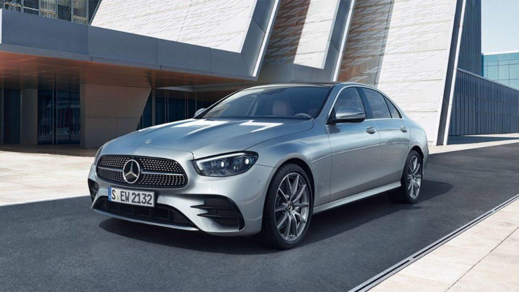 Mercedes-Benz E-Klass Sedan